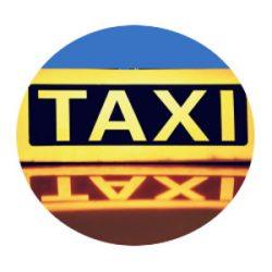 Taxi-Trennscheiben
